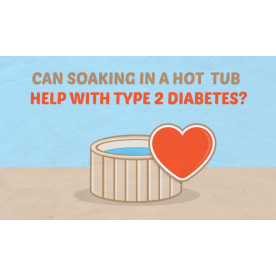 Can A Hot Tub Help With Diabetes?