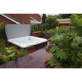Want A Hot Tub But Have A Small Garden?