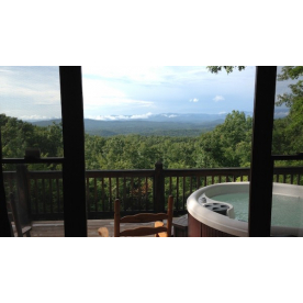 Top 10: The Best Views From A Hot Tub