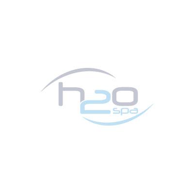 H2O 4500 Series Twin Pump Hot Tub