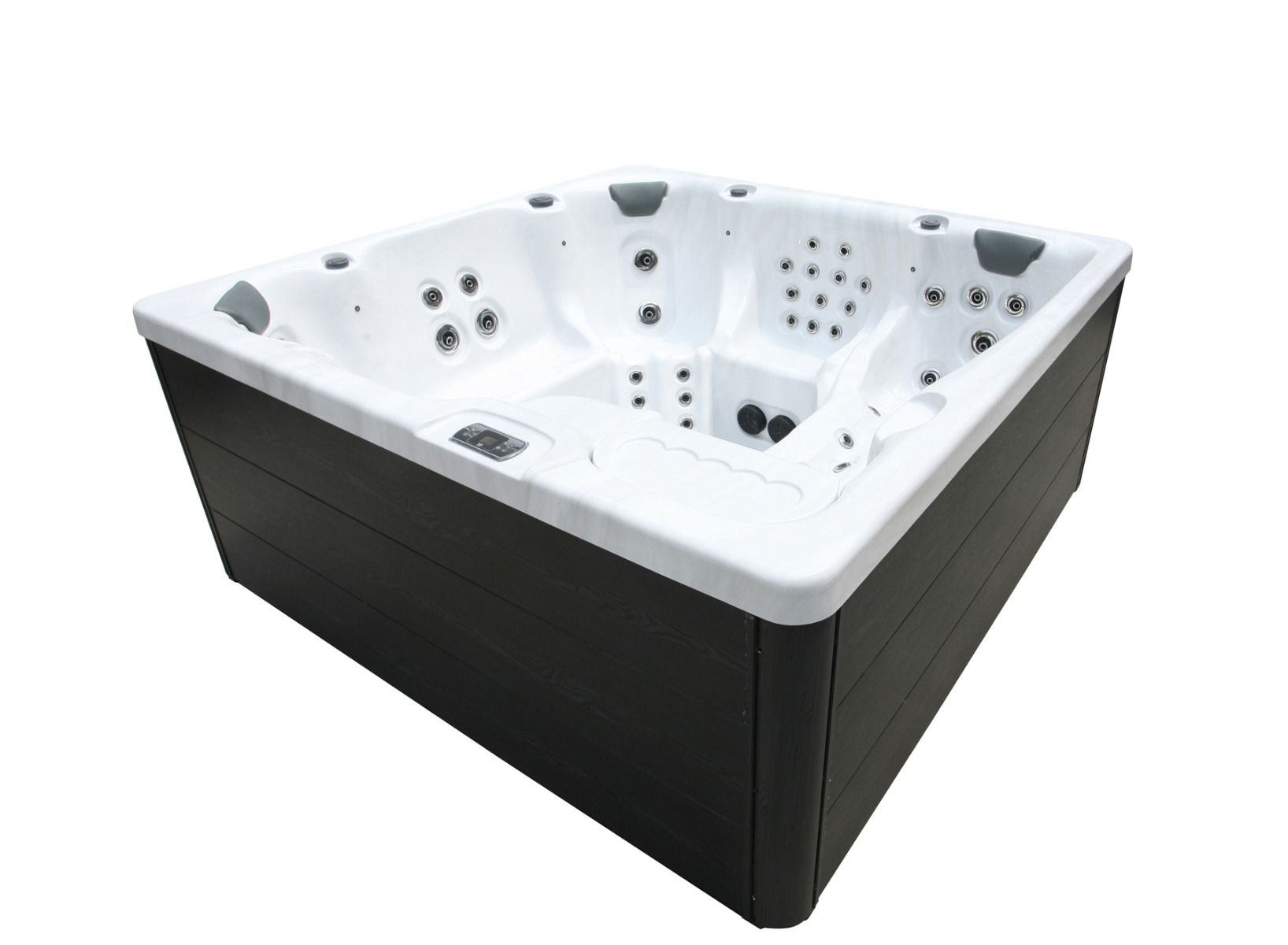 H2O 5500 BWA Series Twin Pump Hot Tub - 2019 Model