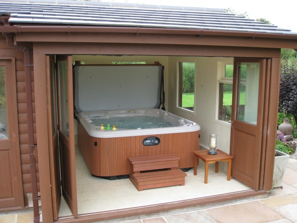 Hot Tub Enclosures Some Inspiration H2o Hot Tubs Uk