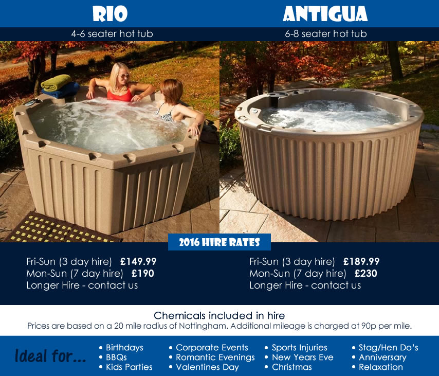 Buy Hot Tub >> Hot Tub Hire H2o Hot Tubs Uk