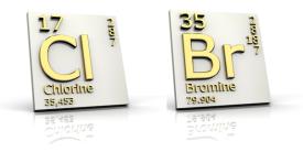 Chlorine v Bromine