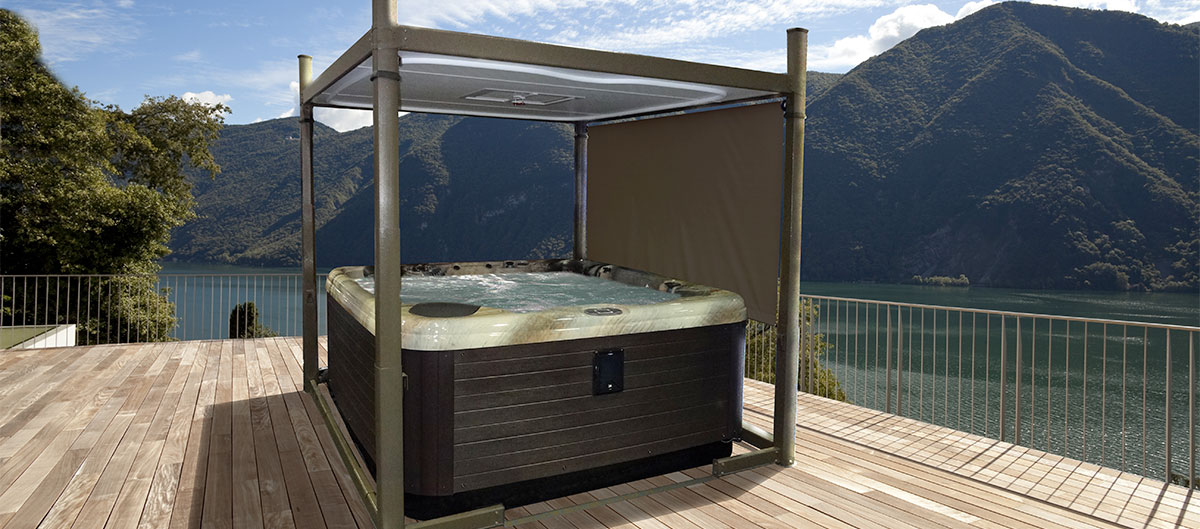 hot tub covana