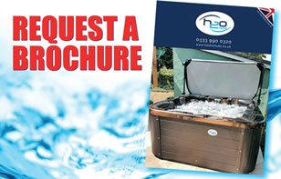 Request a H2O Hot Tubs Brochure