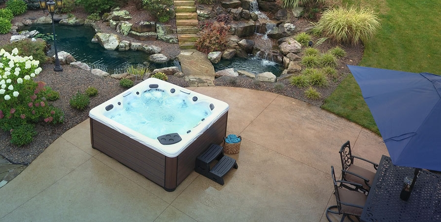 hot tub pay monthly