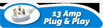 H2O 1000 Series Plug and Play Hot Tub